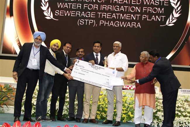 National Water Awards, Daily Current Affairs