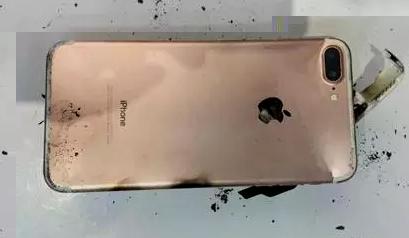 Đây là lần thứ 3 iPhone 7 và iPhone 7 Plus phát nổ