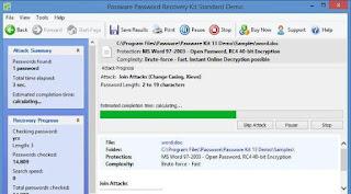 برنامج, مميز, لاسترجاع, واعادة, كلمات, المرور, لجميع, الملفات, Password ,Recovery