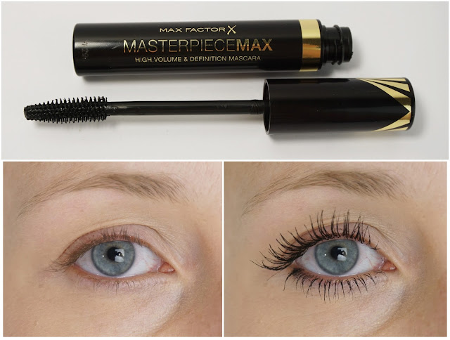 Review: Max Factor - Masterpiece Max High Volume & Defitition Mascara