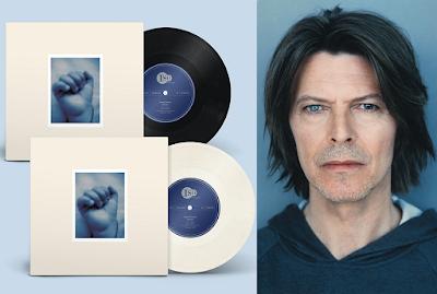 Noticia. Single de David Bowie con versiones de Bob Dylan y de John Lennon