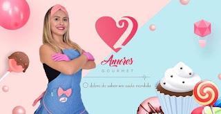 """Amores Gourmet : """"Eu não escolhi ser confeiteira, eu nasci para SER confeiteira"""""""