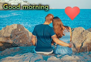 romantic good morning images for wife in hindi