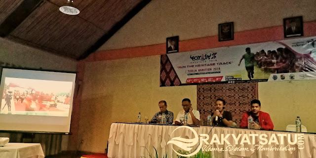 Tahun ke-3, Besok Toraja Marathon Akan Digelar dengan Tampilan Baru