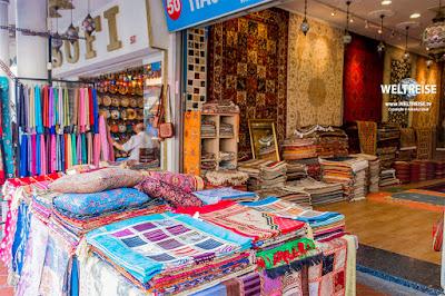 Arabischer Markt www.WELTREISE.tv