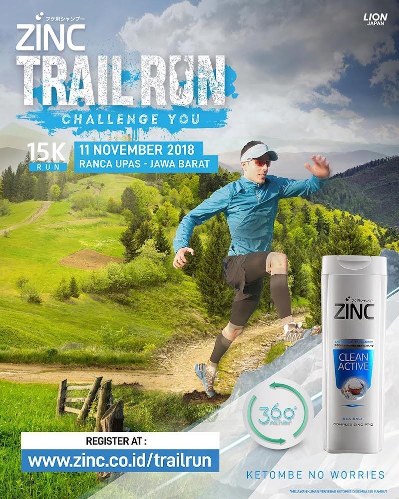 Zinc Trail Run • 2018