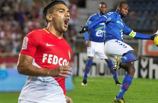 Strasbourg vs Monaco