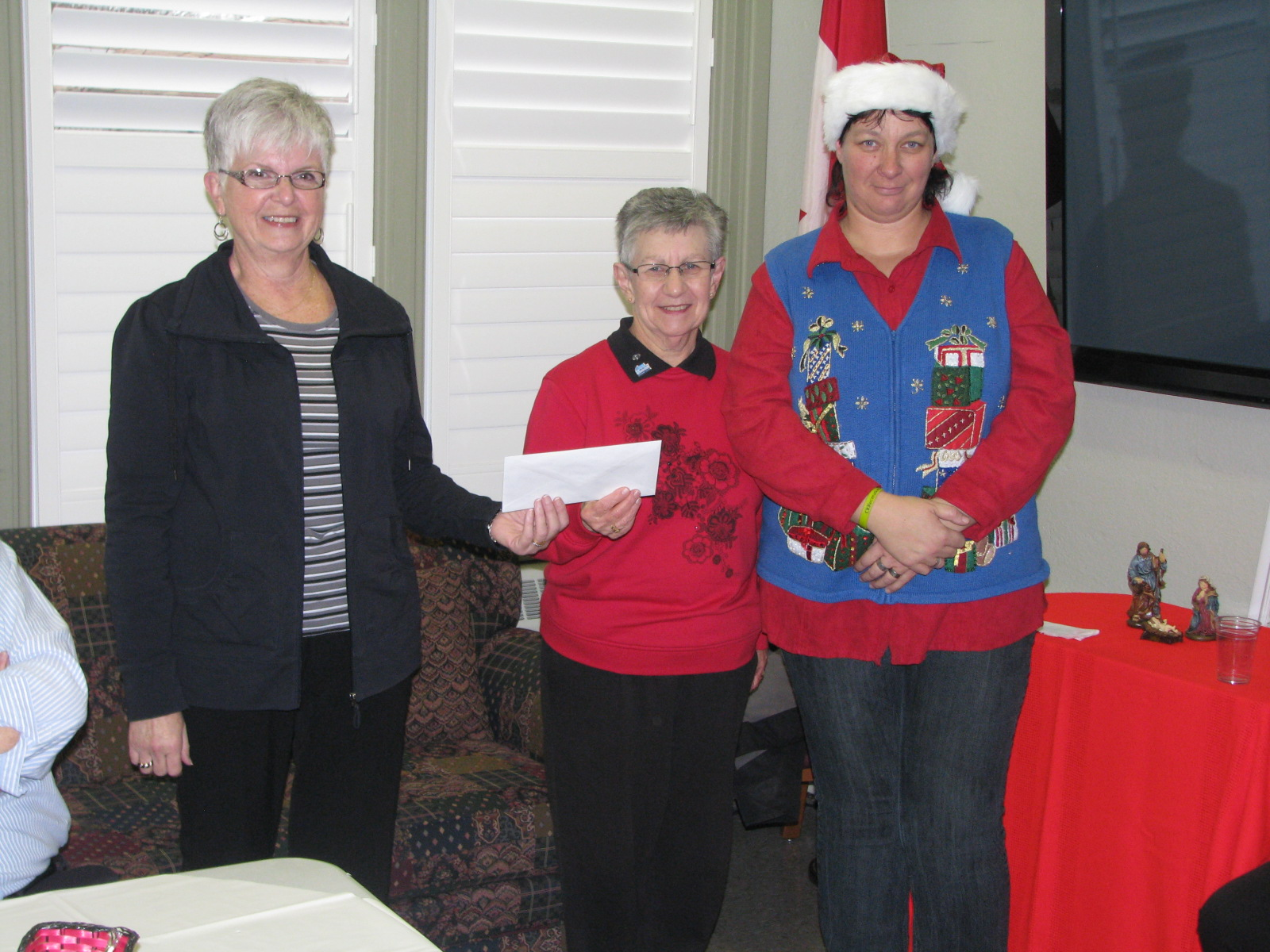 Division 3 LG Blog: Chatham-Kent Aktion Club holds Christmas Party