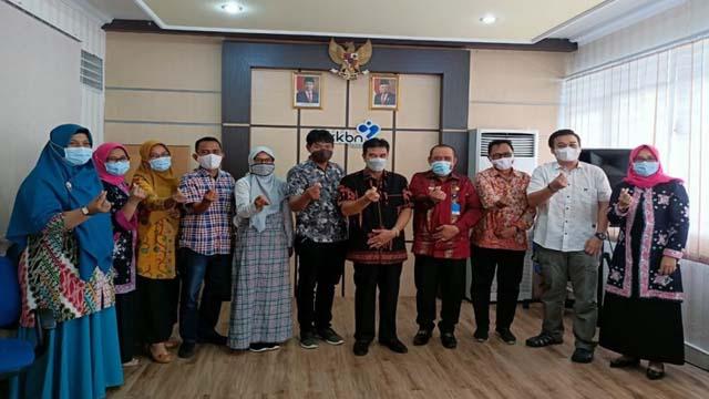 HUT Ke-4, SMSI Provinsi Jambi Bersama BKKBN dan SAH Kolaborasi Tekan Stunting di Jambi