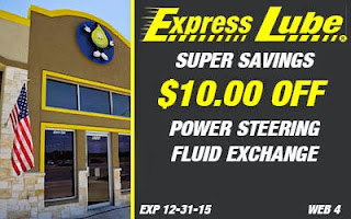 express lube coupons
