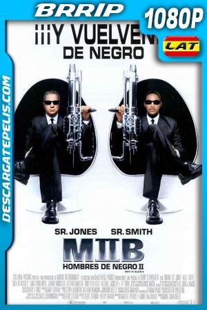 Hombres de negro 2 (2002) 1080p BRrip Latino – Ingles