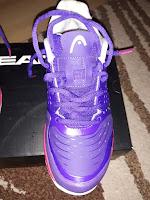 Head Sprint Pro shoe