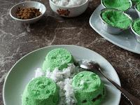 Resep Kue Putu Mangkok Aka Putu Bambu