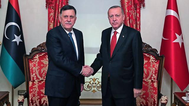 """Η Τουρκία πήρε το """"πράσινο φως"""" από τη Λιβύη για αποστολή στρατιωτικής βοήθειας"""