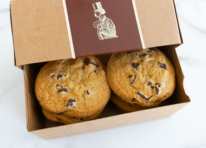 Trader Joe's Chocolate Chip Cookies review