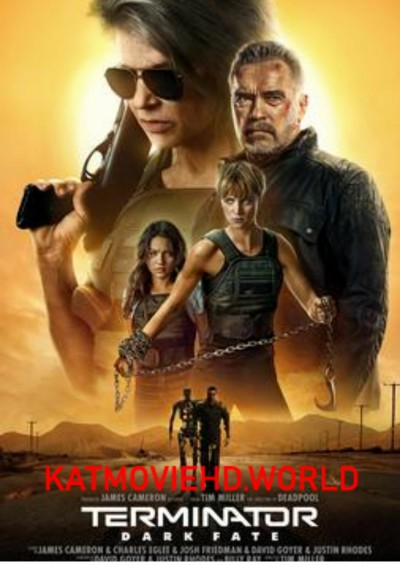 Terminator 6 : Dark Fate 2019 Full Movie Dual Audio [English+ Hindi ] Download 1080p 720p 480p