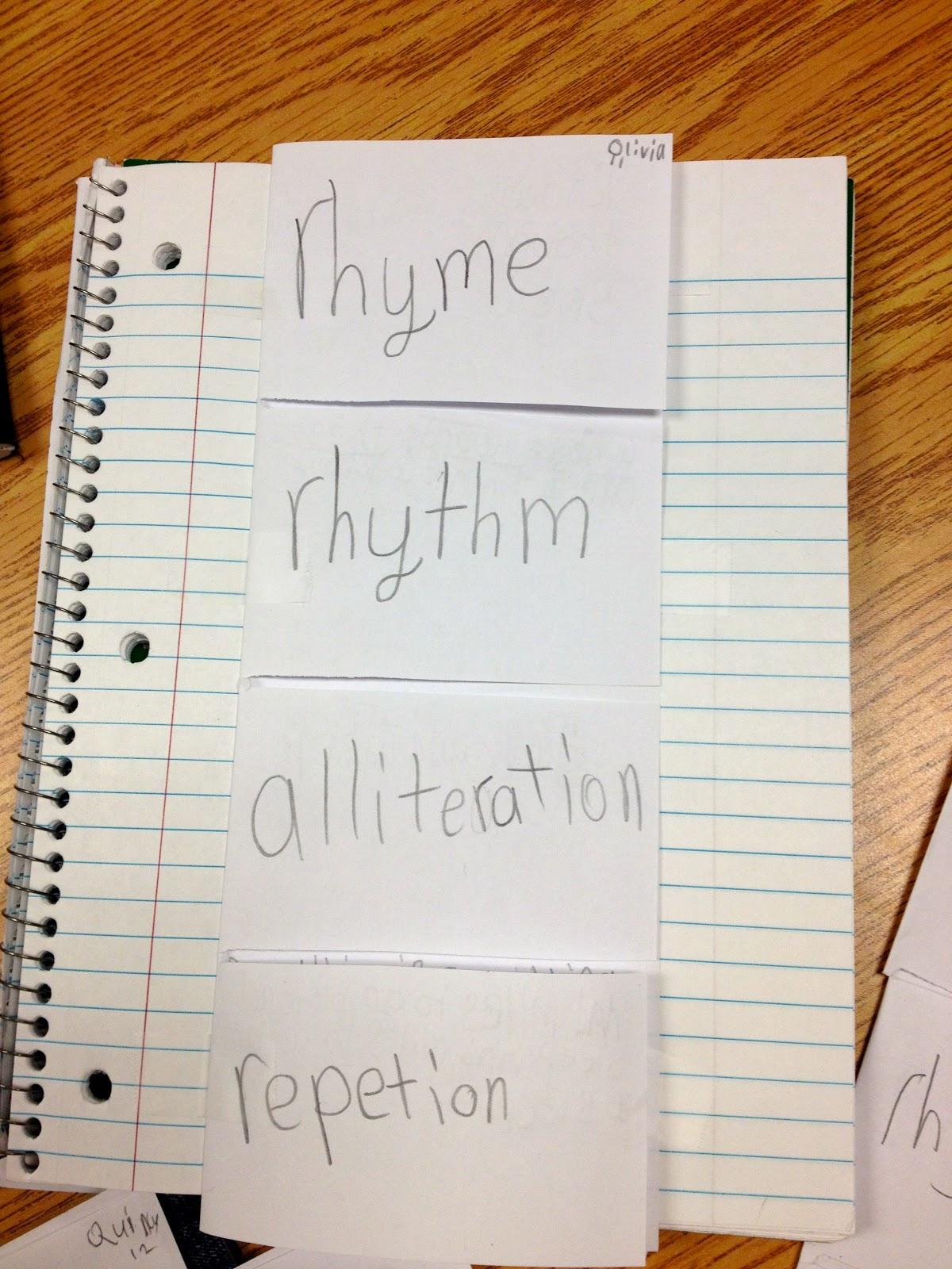 Pitner S Potpourri Poetry Activities