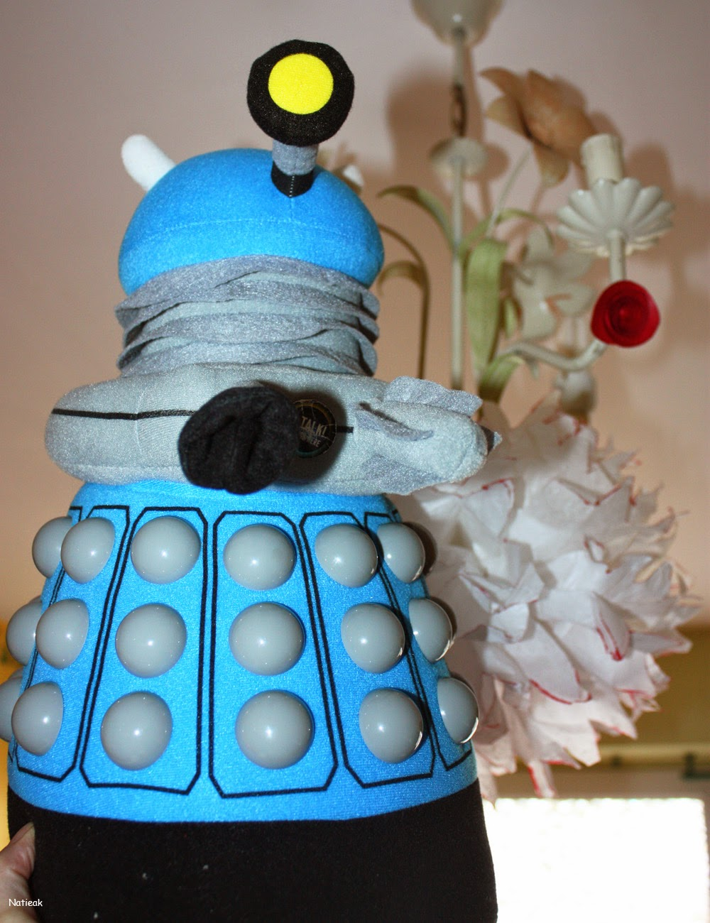 Dalek Doctor Who