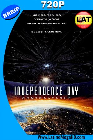 Día De La Independencia: Contraataque (2016) Latino HD 720p ()