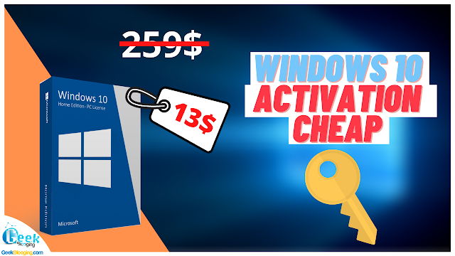 How to Get Legit Windows 10 Pro Key lifetime only for $15 for your PC [AFFORDABLE]