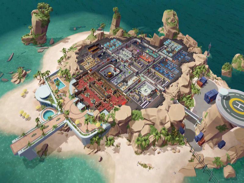 Evil Genius 2 World Domination PC Game Free Download
