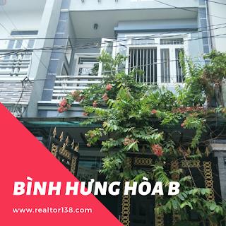 Bán nhà hẻm 53 đường số 4 phường Bình Hưng Hòa B H.0177