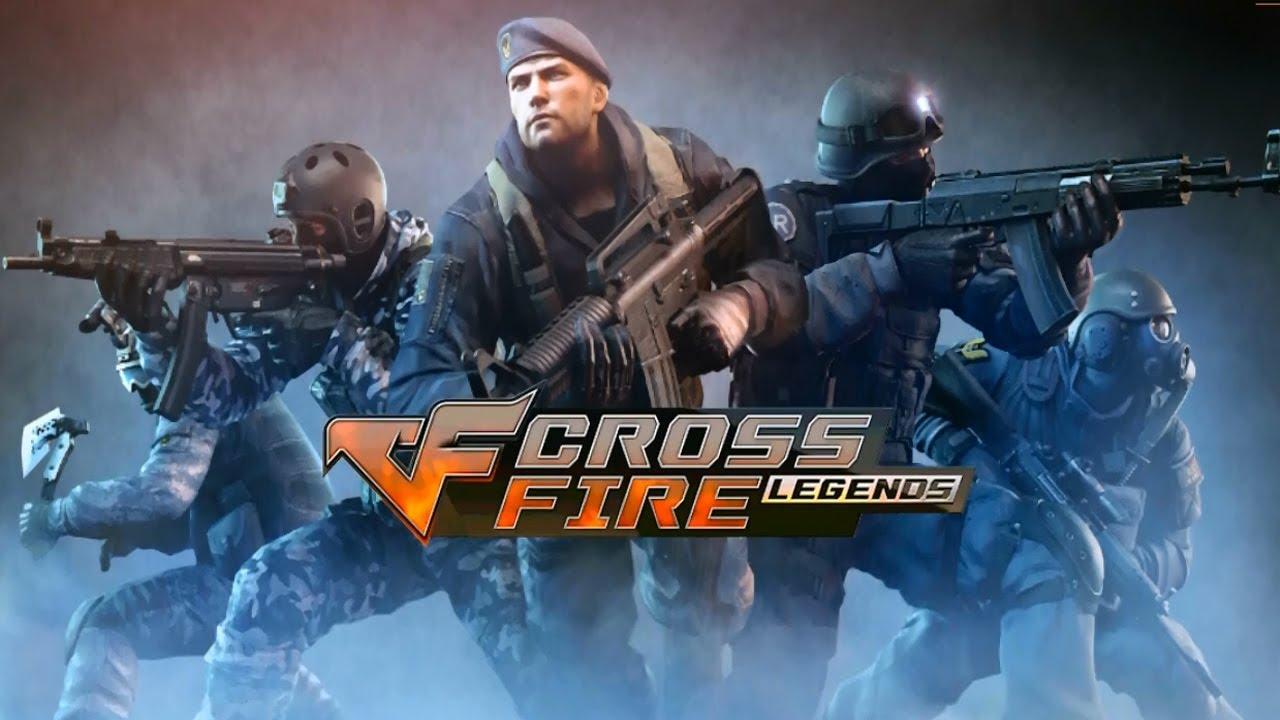 إصدار لعبة Crossfire بشكل كامل على الهواتف الذكية Gamers Field