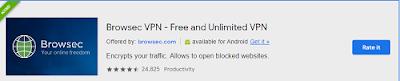 BrowsecVPN | Best VPN Extensions for Chrome | Mr Tech Care