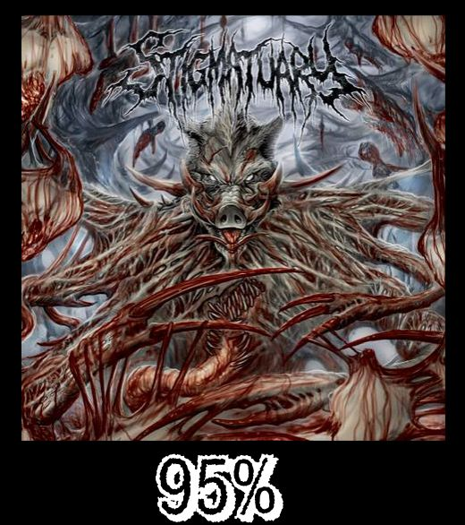 Reviews: Stigmatuary -  Decimation Of Psyche