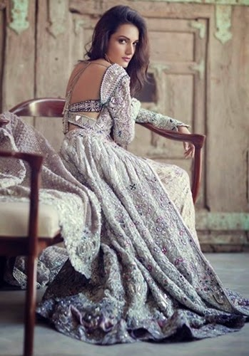 Elan Winter bridal Dresses 2014-2015