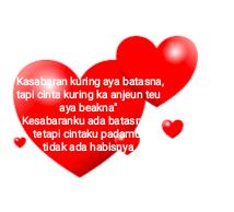 ucapan valentine dalam bahasa Sunda