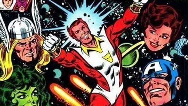 kekuatan starfox adalah eros saudara kandung thanos