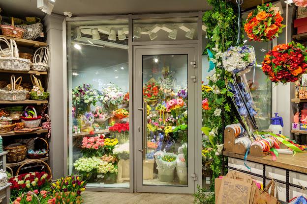 Открытие цветочной лавки MARI FLO для наших гостей