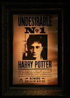 Undesirable person nr. 1 Harry Potter