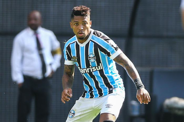 Marinho no Corinthians