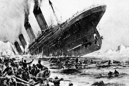 Tragedi Tenggelamnya Kapal Titanic (Bagian-3)