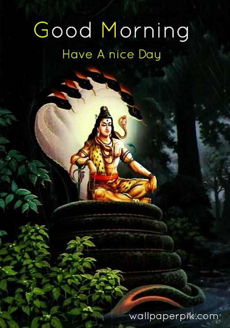 good morning bhagwan ka photo