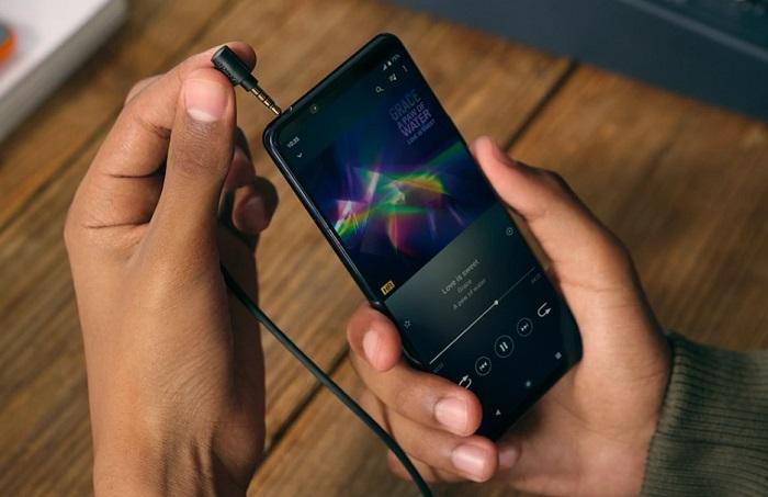 Sony Xperia 5 II 3.5mm Headphone Earphone Jack