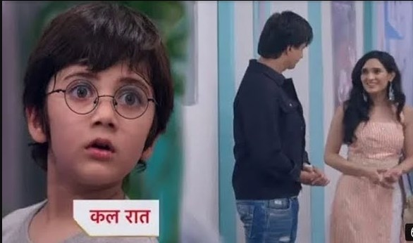 Future story : Kartik block Kairav  hell bent to meet Tina in Yeh Rishta Kya Kehlata Hai