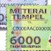 Bea Materai Dipatok Rp10 Ribu untuk Nilai Dokumen Rp 5 Juta
