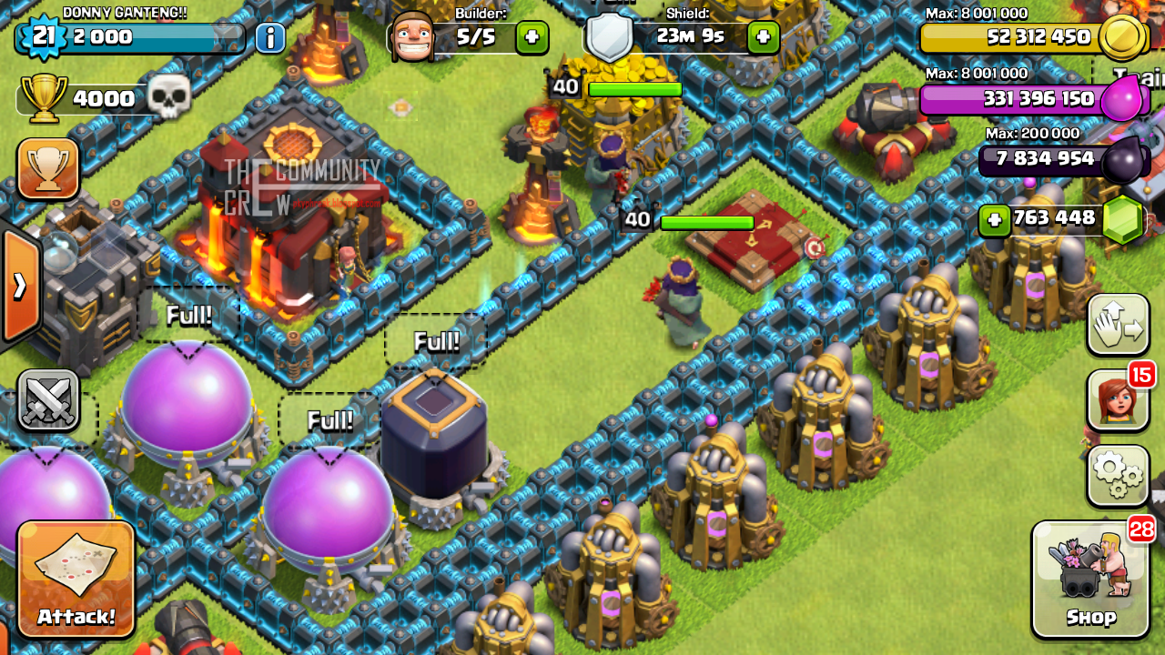 Clash Of Clans Private Server Collection Clash Of Clans