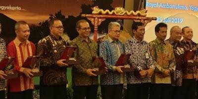 NTB Kembali Raih Penghargaan dari Kementerian LHK RI