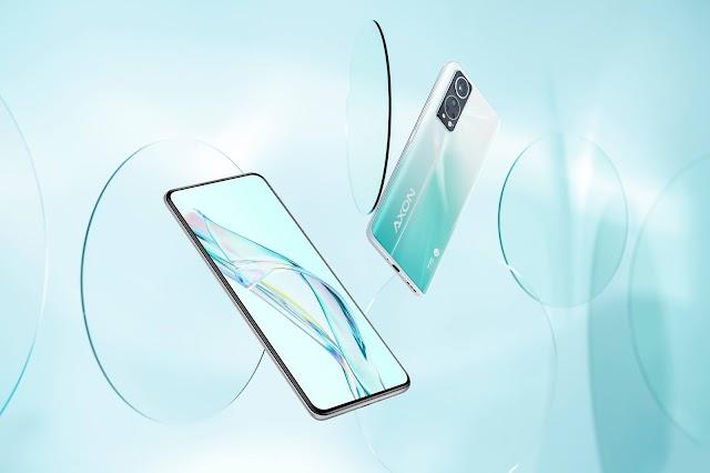 ZTE lanza su teléfono inteligente con cámara debajo de la pantalla de nueva generación Axon 30
