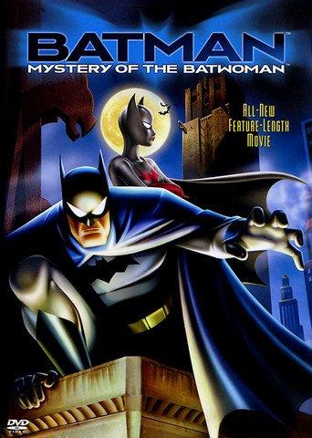 Batman – O Mistério da Mulher Morcego – HD 720p