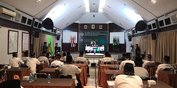 Musda IX LDII Surabaya