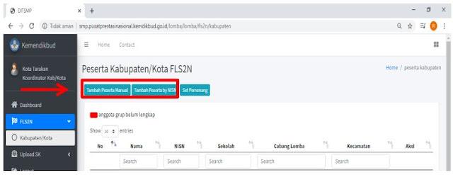 pendaftaran fls2n dikdas sd smp tahun 2020 tomatalikuang.com