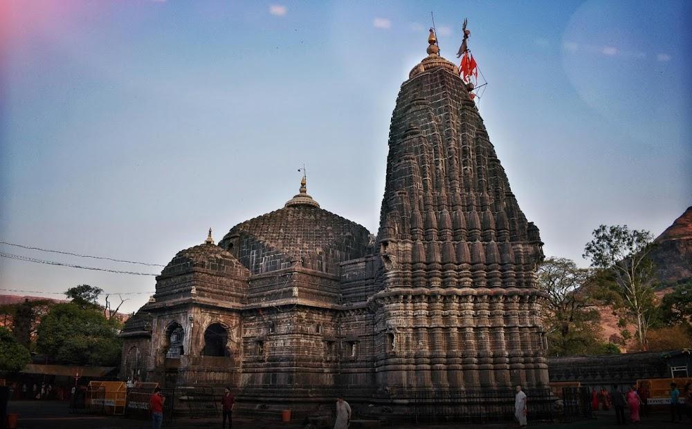trimbakeshwar temple history