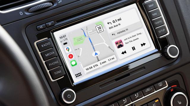 خرائط Google يأتي إلى Apple CarPlay و Apple Watch