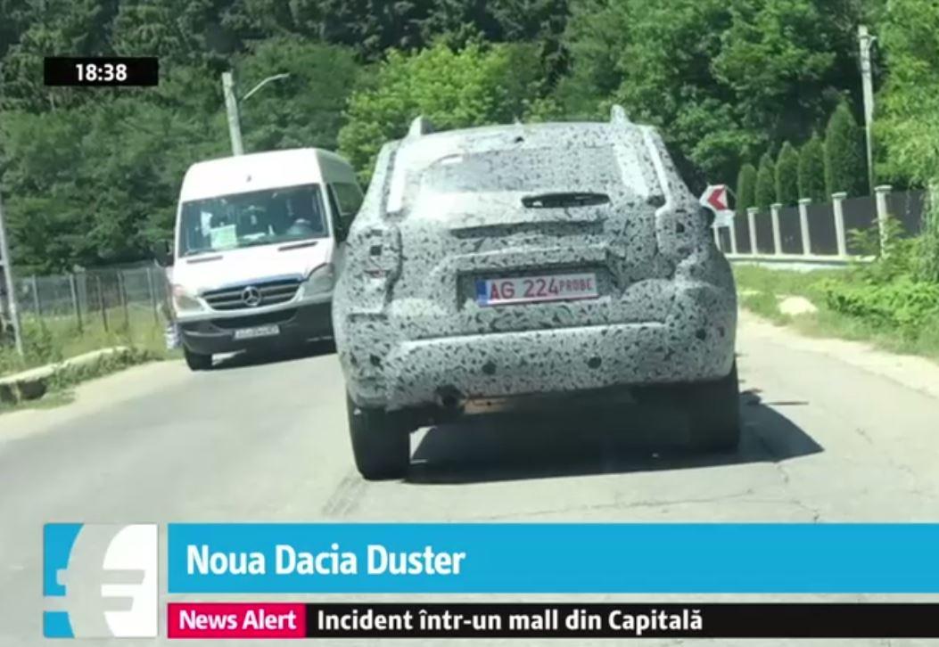 2018 Dacia Duster - MS+ BLOG
