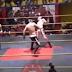 Vídeo: Lutador de 26 anos morre depois de receber dois 'golpes' no peito